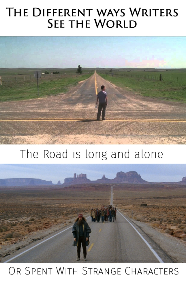 The Road Is