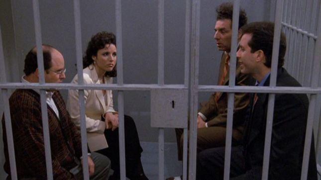 Seinfeld last episode