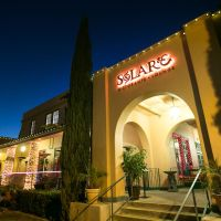 A Review of Solare in Liberty Station, a San Diego Italian Restaurant that Doesn't Know How to Be Cool